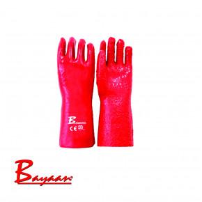 Bayaan Pvc Elbow Terry Palm Extra Heavy Duty Glove