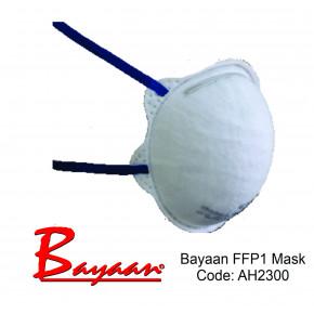 Bayaan Premium FFP1 Mask NRCS