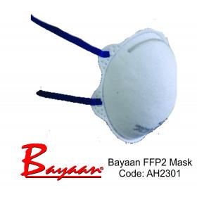 Bayaan Premium FFP2 DUST MASK NRCS