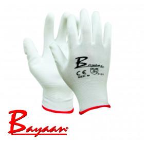 Polyurethane Palm Coated 100% Nylon Glove