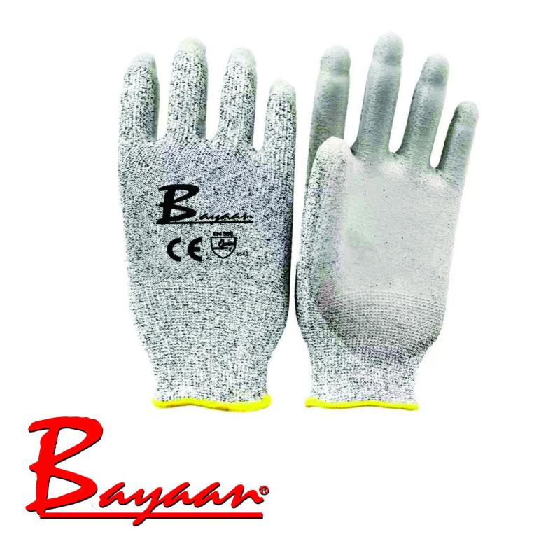 Bayaan Pu Cut Level 5 Gloves