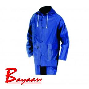 Bayaan Navy Pvc Rain Suit