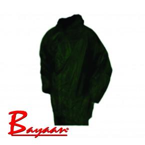 Bayaan Olive Rubberised RainSuits