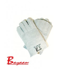Bayaan Chrome Apron Palm Wrist Glove