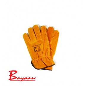 Bayaan Split Leather VIP Gloves