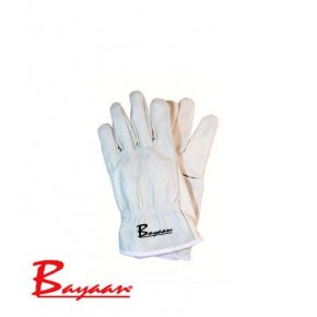 Nappa VIP Tig White Welding Gloves Key Stone Thumb