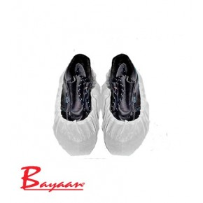 Disposable Shoe Cover White