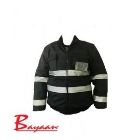Bunny Jacket In Black