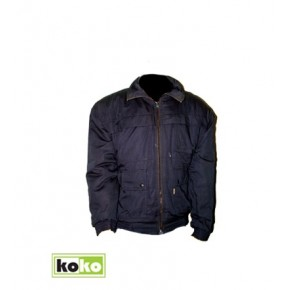 Navy Ambulance Jacket