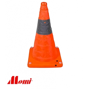 Lightweight Collapsible road cone