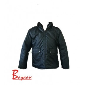 Security Guard Winter Jacket