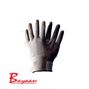 Bayaan PU Coating Glove Cut Level 3