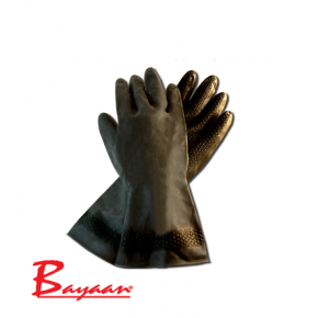 Bayaan Black Builders Glove
