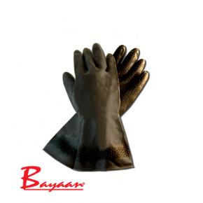 Bayaan Black Builders Glove