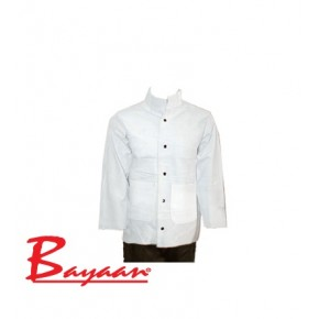 Bayaan Split Leather Welding Jacket