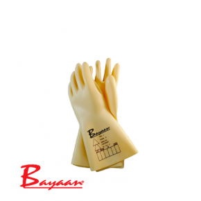Rubber Electrician Glove