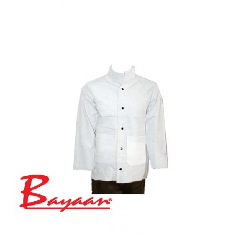 Bayaan Split Leather Welding Jacket