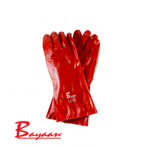 Bayaan PVC Elbow Gloves 40cm