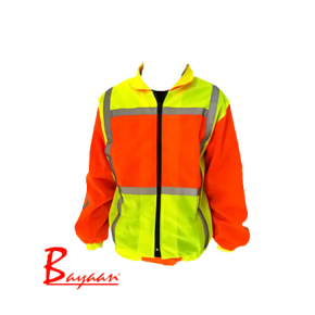 Bayaan Warning Reflective Jacket