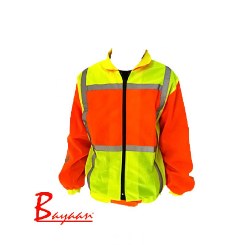 Bayaan Warning Reflective Jacket