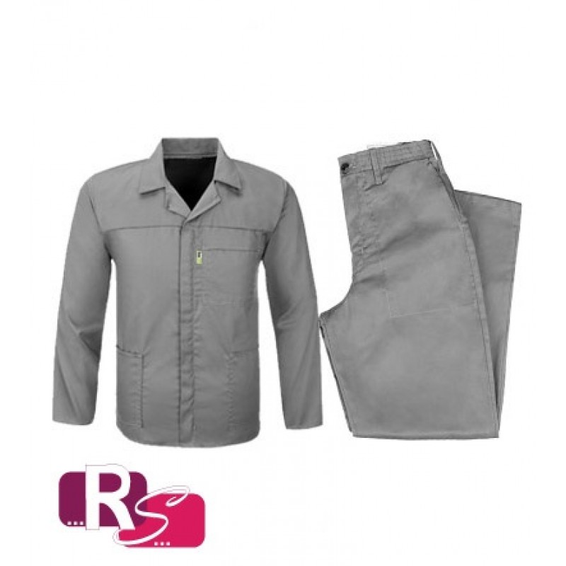 RS Grey Conti Suit
