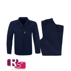 RS Navy Conti Suit