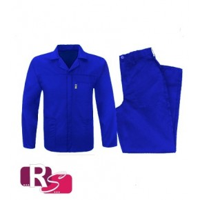RS Royal Blue Conti Suit