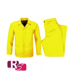 RS Yellow Conti Suit