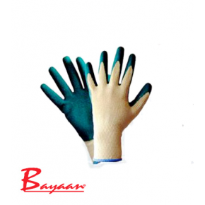 Bayaan Gripper Green Latex – Dipped Gloves