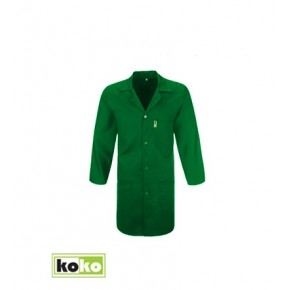KoKo Bottle Green Dust Coat