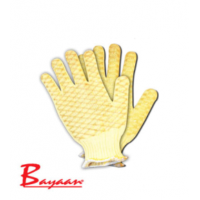 Criss Cross Cotton Glove