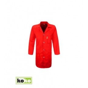 KoKo Red Dust Coat