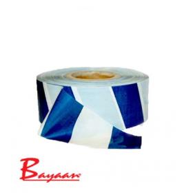 Barrier Tape Blue & White