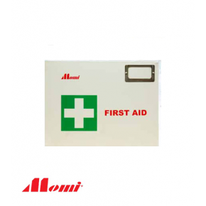 Momi First Aid Metal Box
