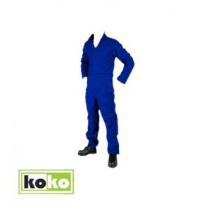RS Royal Blue Boiler Suit