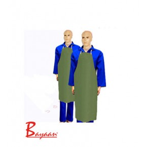 Green Heavy Duty Aprons 450g