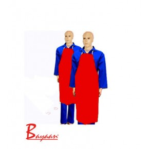 Red Heavy Duty Aprons 450g