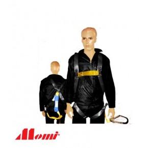 Momi Full Body Harness Single Lanyard Snap / Hook