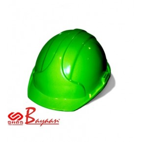 Green Hard Hat SABS