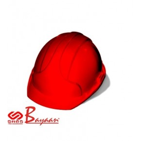 Red Hard Hat SABS