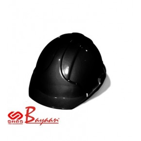 Black Hard Hat SABS