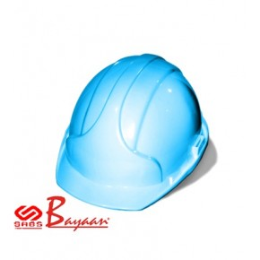 Light Blue Hard Hat SABS