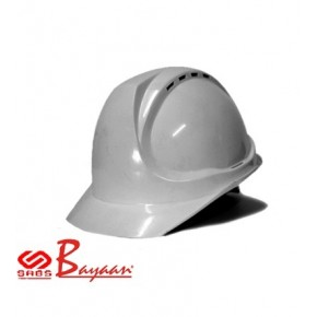 Grey AVS Hard Hat SABS