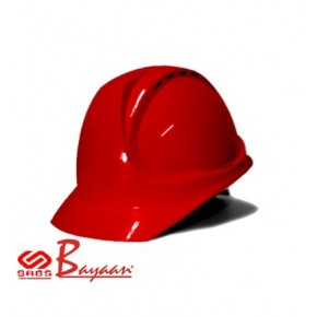 Red AVS Hard Hat SABS