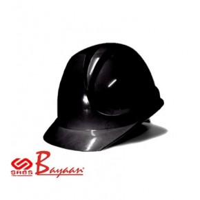 Black AVS Hard Hat SABS