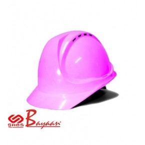 Pink AVS Hard Hat SABS