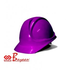 Purple AVS Hard Hat SABS