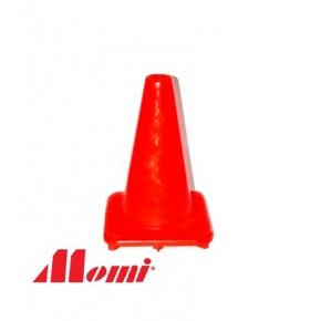 Road Cone 300mm Orange Soft PVC