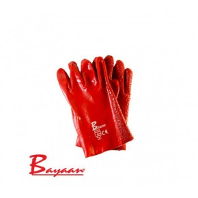 Bayaan PVC Open Cuff Terry Palm