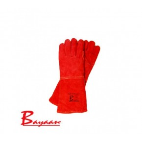 Bayaan Red Heat Gloves Elbow Length